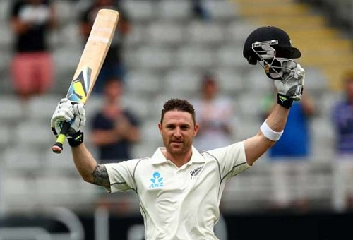 Mccullum cricket record in hindi