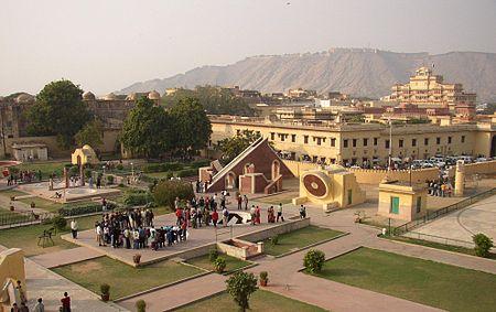 Jantar Mantar Jaipur hindi