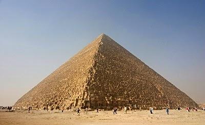 गीज़ा का पिरामिड