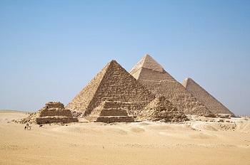 egypt Pyramids in hindi