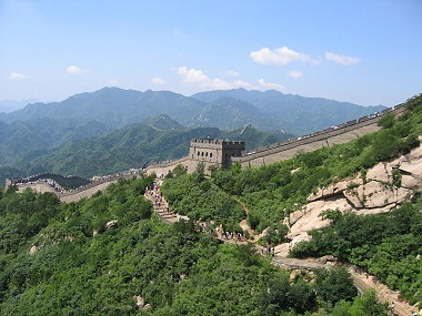 china wall history in hindi