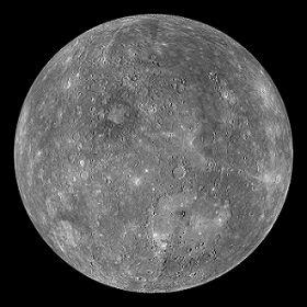 Planet Mercury in Hindi