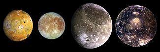 jupiter planet moons