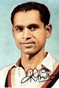 bapunadkarni cricket record in hindi