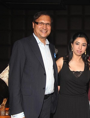 rajat sharma wife