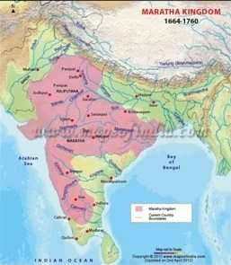 Maratha Empire History Gk in Hindi