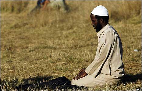 Muslims Africa