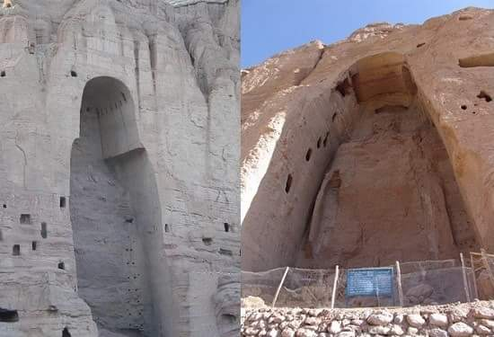 bamiyan buddha destroy hindi