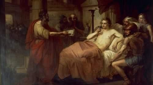 सिकंदर की मौत के कारण