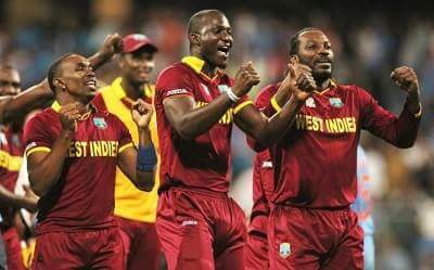 west indies cricket team in hindi