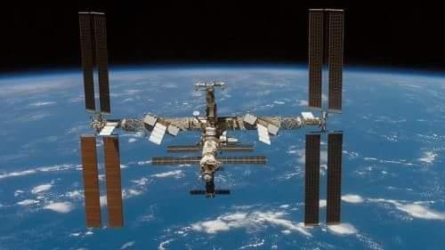 international space station hindi