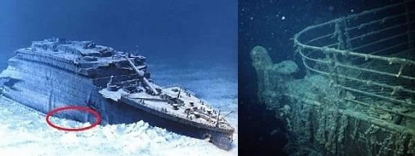 Titanic ka malba