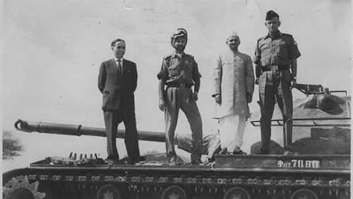 bharat pakistan yudh 1965