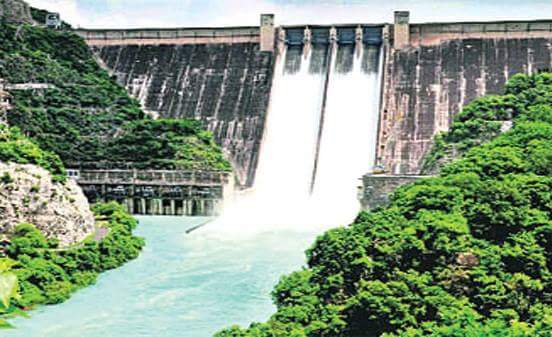 bhakda dam