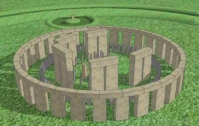 stonehenge history in hindi