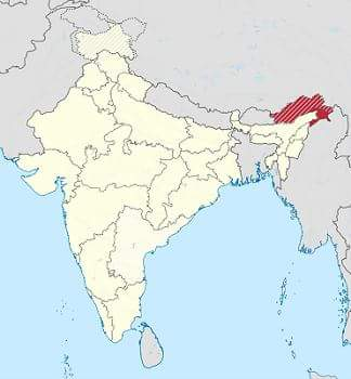arunachal pradesh in india