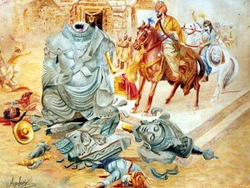 Mahmud Ghaznavi Attack on Somnath Temple in Hindi
