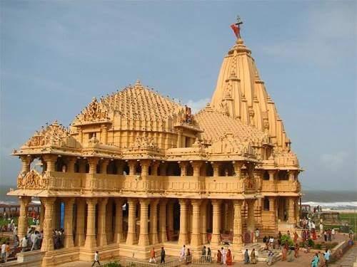 Somnath Temple in Hindi