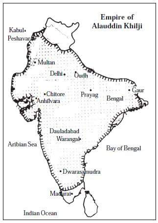 alauddin khilji history in hindi