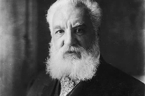 Alexander Graham Bell in Hindi