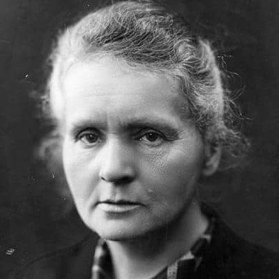 Marie Curie in Hindi
