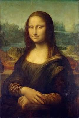 Mona Lisa Leonardo da Vinci in Hindi