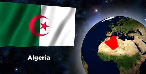 Algeria in Hindi