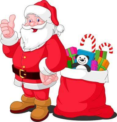 Santa Claus in Hindi