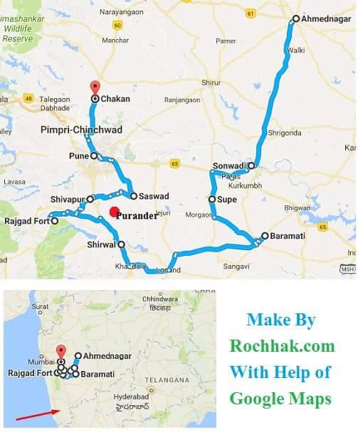 Shaista Khan Attack on Pune