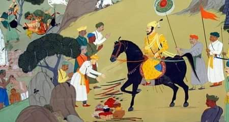 Battle of Umberkhind in Hindi