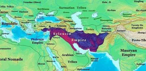 Seleucus History in Hindi