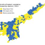 आंध्र प्रदेश में किस पार्टी की सरकार है?
