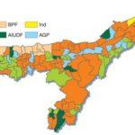 असम में किस पार्टी की सरकार है?