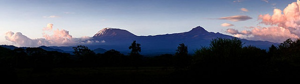 Kilimanjaro in Hindi