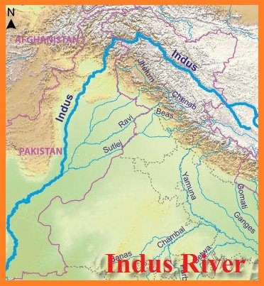Sindhu River Infomation in Hindi