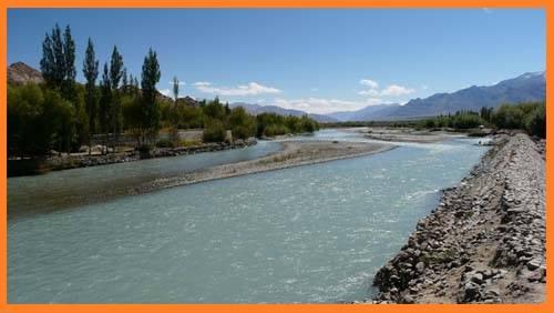 सिन्धु नदी - Sindhu River in Hindi