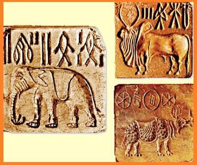 Indus Valley Script in Hindi
