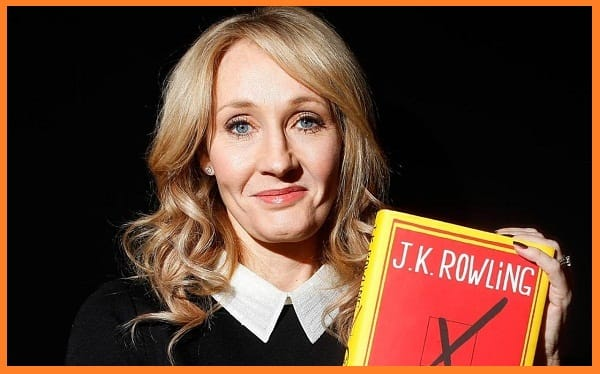 JK Rowling in Hindi