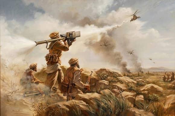 Soviet War in Afghanistan in Hindi
