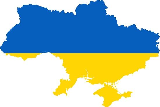 Ukraine in Hindi