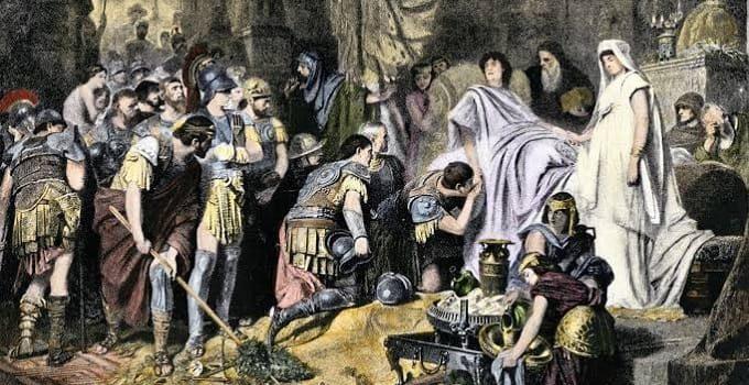 सिकंदर की मृत्यु